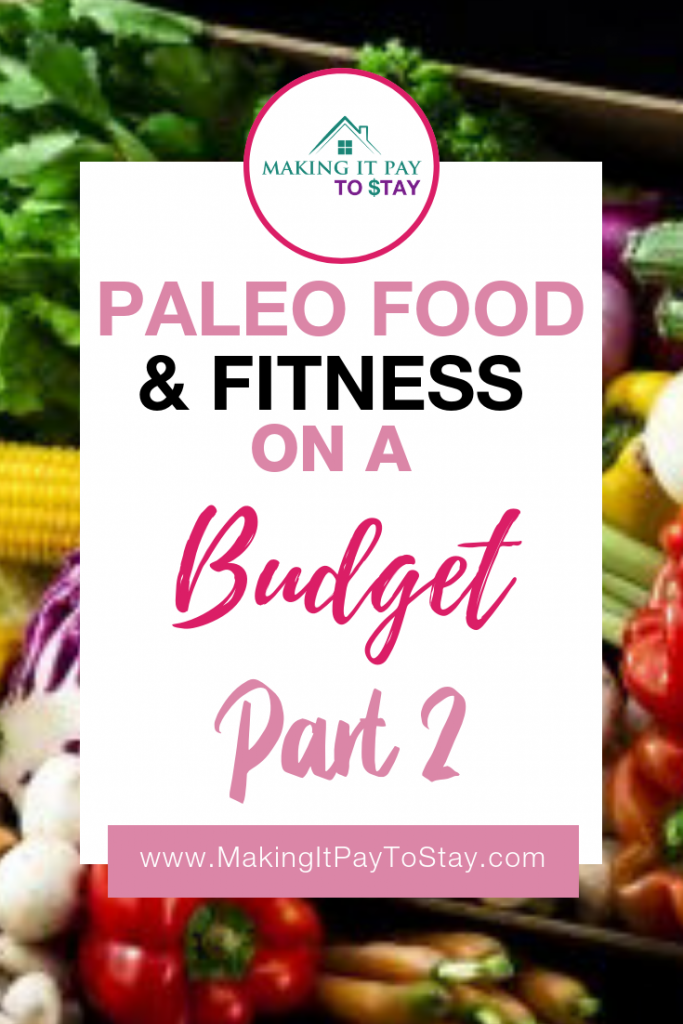 Paleo Food and Fitness on a Budget PART 2