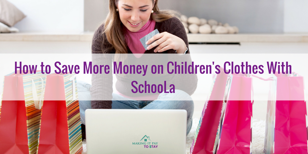 How to Save More Money on Children's Clothes With SchooLa