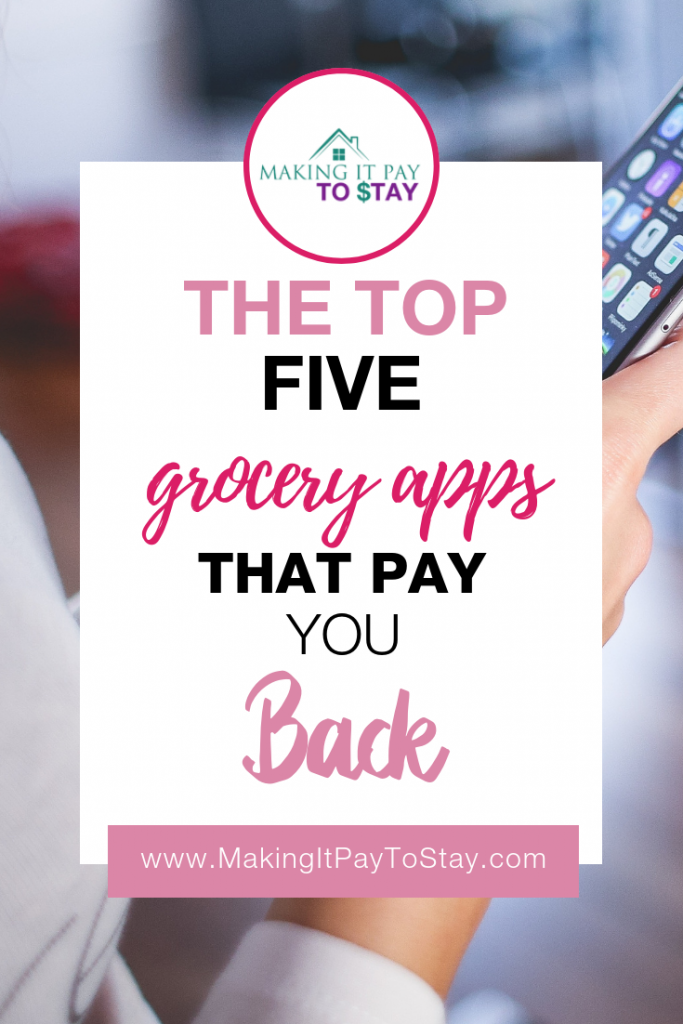 Top 5 Grocery Apps That Pay You Back