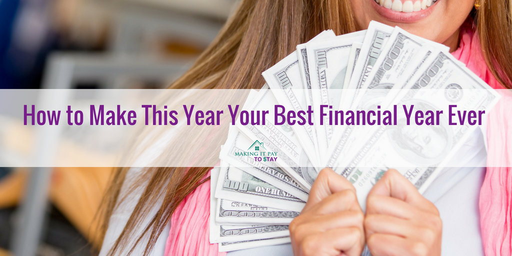 How to Make This Year Your Best Financial Year Ever