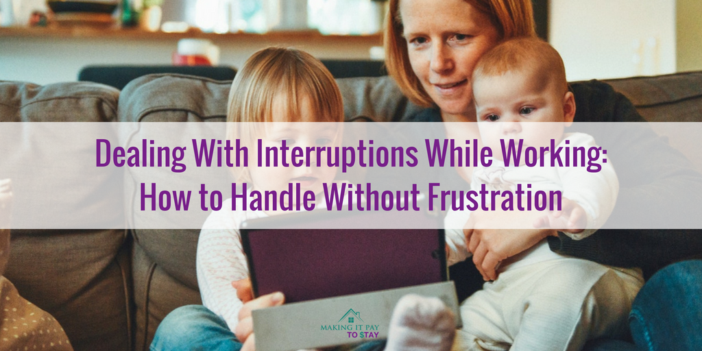 Dealing With Interruptions While Working: How to Handle Without Frustration