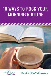 10 ways to rock your morning routines