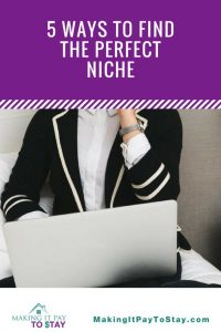 5 Ways to find the perfect niche