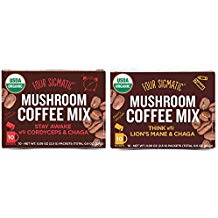 Four Sigmatic Blends