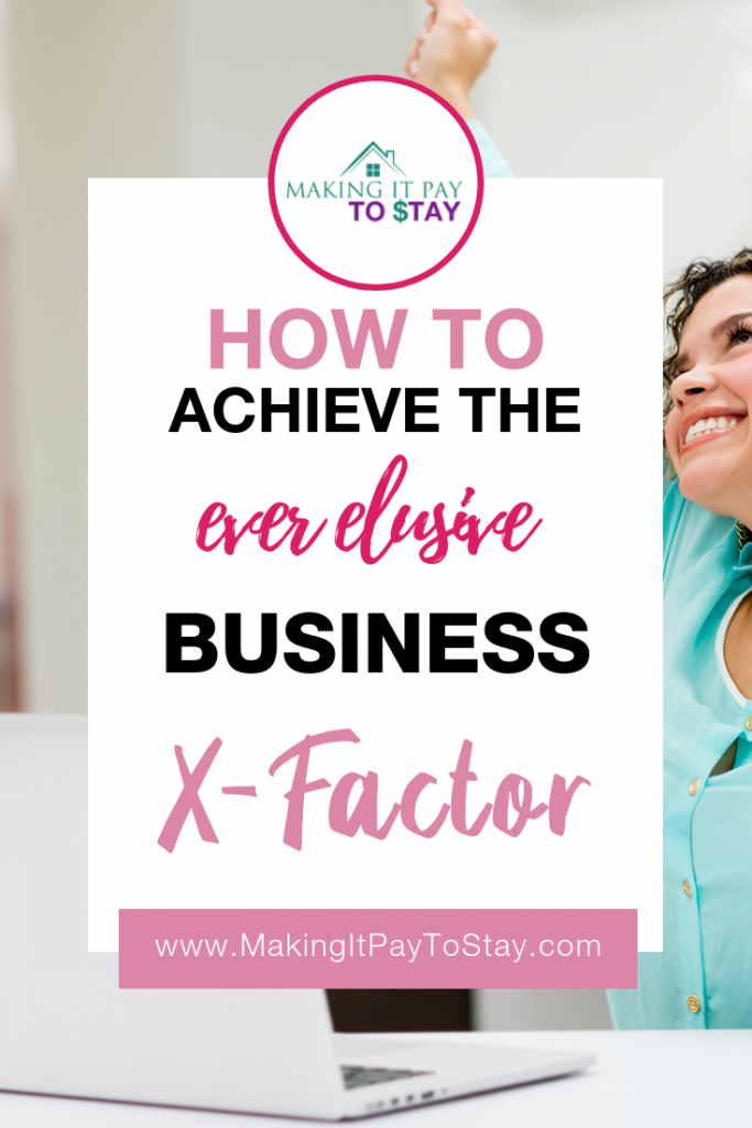 Pinterest How to Achieve the Ever Elusive Business X-Factor