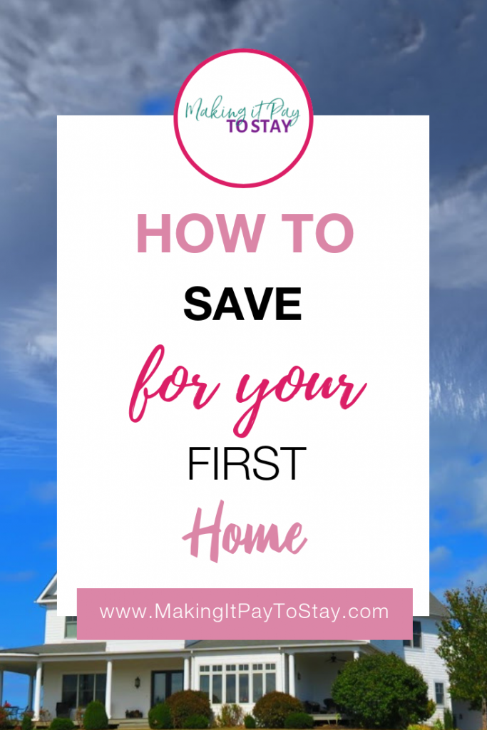 Pinterest - How to Save For Your First House