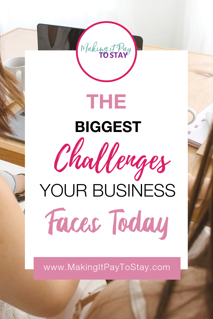 The Biggest Challenges Your Business Faces Today