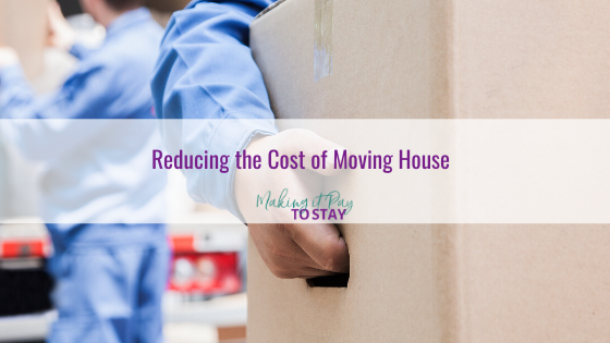 Reducing the Cost of Moving House
