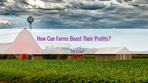How Can Farms Boost Their Profits?