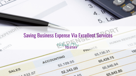 Saving Business Expense Via Excellent Services