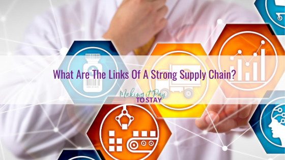 What Are The Links Of A Strong Supply Chain?