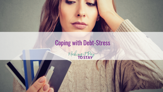 Coping with Debt-Stress