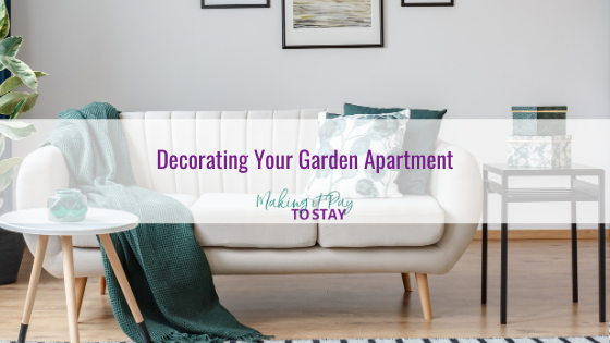 Decorating Your Garden Apartment
