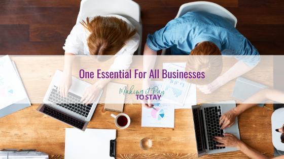 One Essential For All Businesses