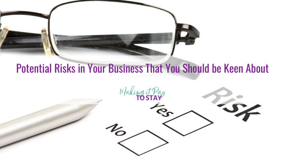 Potential Risks in Your Business That You Should be Keen About